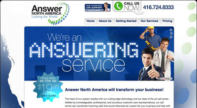 Answera North America