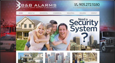 B&B Alarms