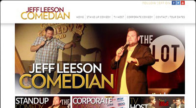 Jeff Leeson Comedy