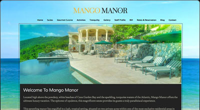 Mango Manor Resort