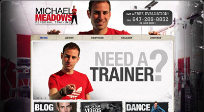 Michael Meadows Trainer