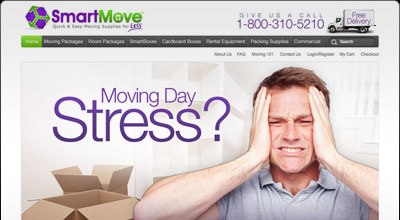 SmartMove™ Website Design